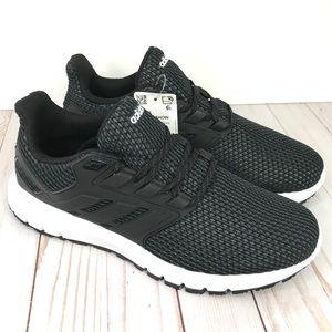ADIDAS Ultimashow Black Running Shoes Size 9.5